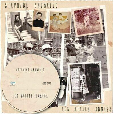 LES BELLES ANNEES - CD
