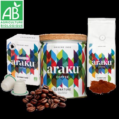 Araku café SIGNATURE