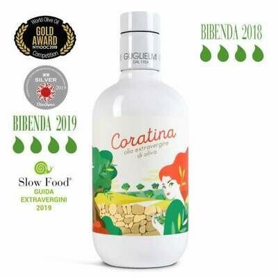 Huile d'olive monocultivar Coratina