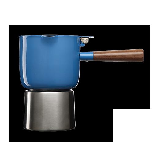 MOKA Bleue 2 tasses