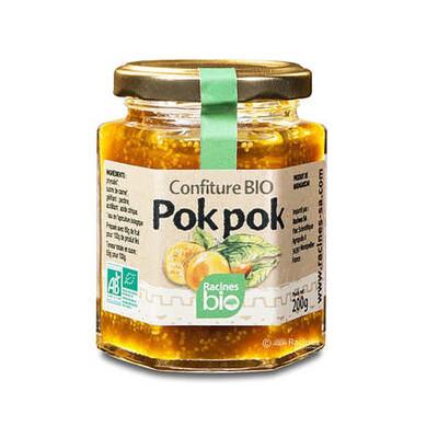 Confiture bio de pok-pok - physalis