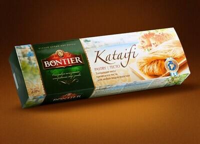 Тесто Катаифи  (KATAIFI) Bontier 450г. 8шт