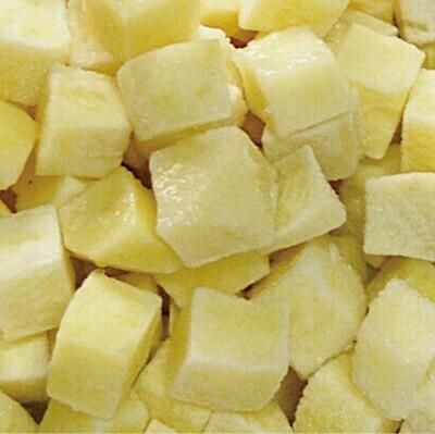 Картофель замороженный кубик Покоторг 10кг