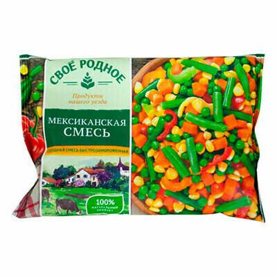 Весенние овощи Своё родное фас.0,400г 10шт