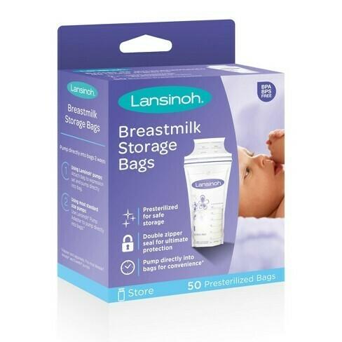 Lansinoh – Bolsas de almacenamiento de leche materna