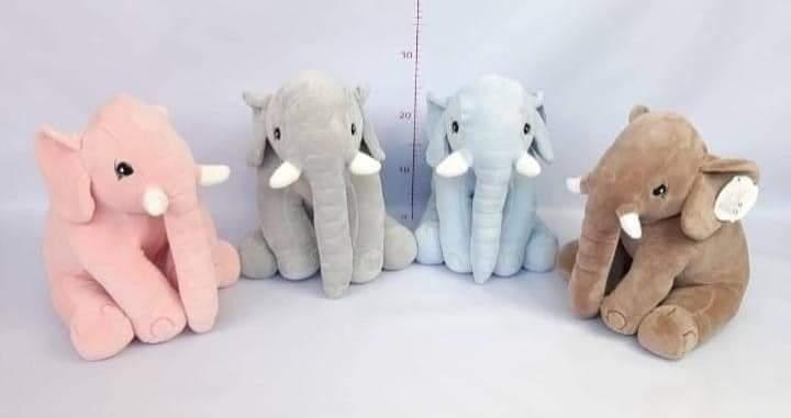 Almohada Elefante bebe