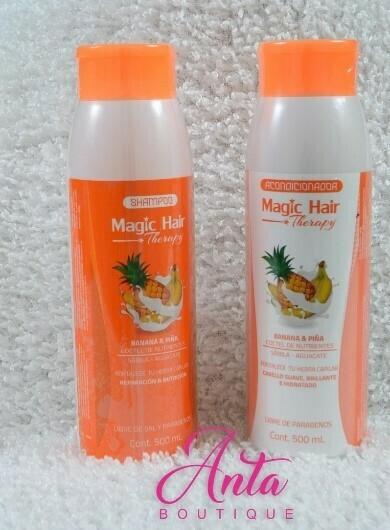 Shampoo y acondicionador Magic hair