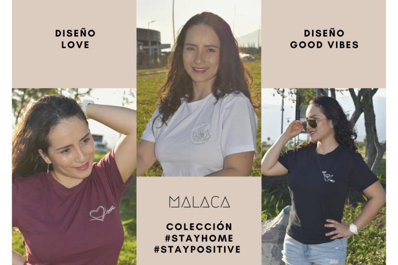 Camisetas Colección StayHome – StayPositive