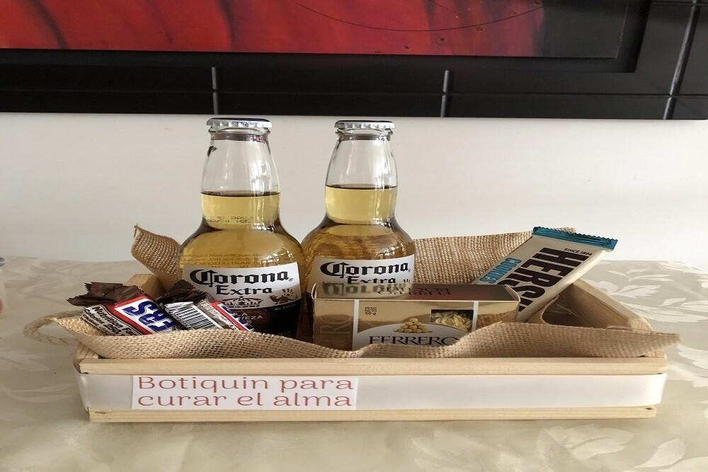 Caja Corona