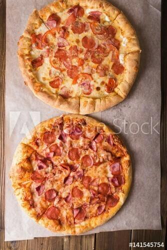 Pizza la deluxe