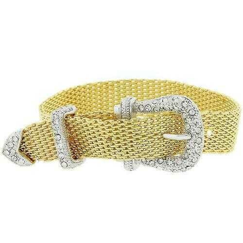 Golden Buckle Bracelet