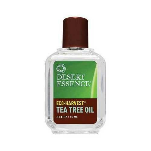 Desert Essence Eco-Harvest Tea Tree Oil (1x.5 Oz)