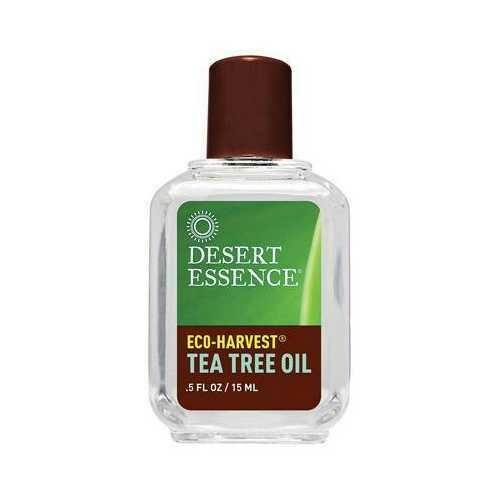 Desert Essence Eco-Harvest Tea Tree Oil (1x.5 Oz)