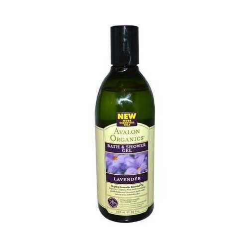 Avalon Lavender Bath & Shower Gel (1x12 Oz)