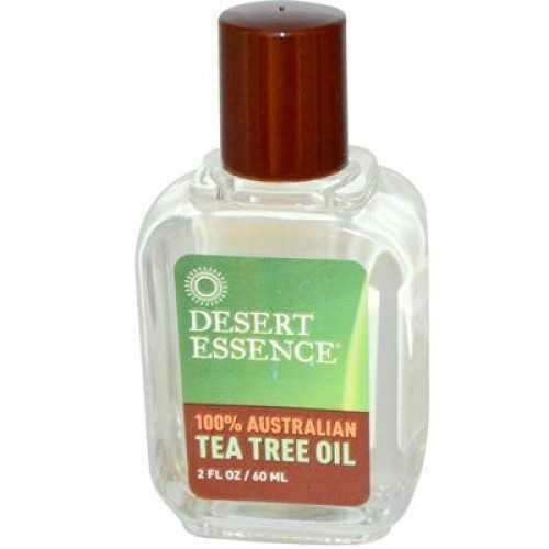 Desert Essence Tea Tree Oil 100% Pure (1x2 Oz)