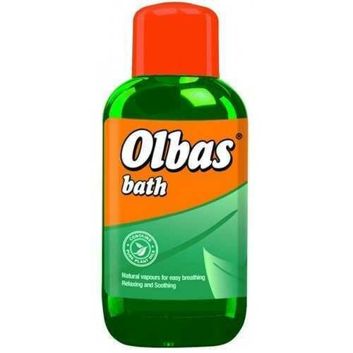 Olbas Bath (1x8 Oz)