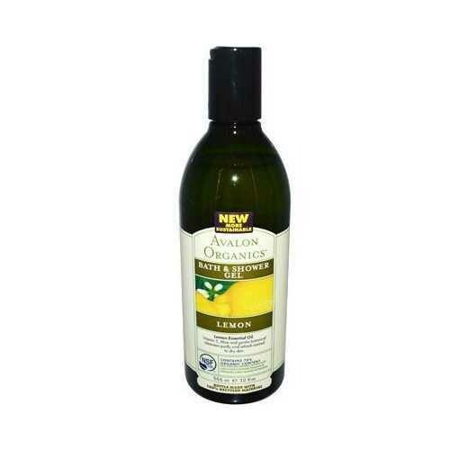 Avalon Lemon Bath & Shower Gel (1x12 Oz)