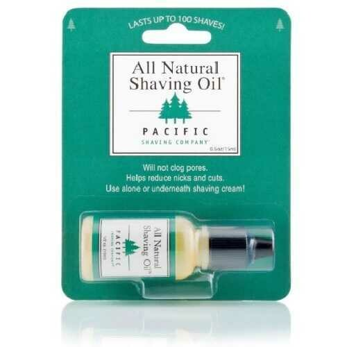 Pacific Shaving Company Ps Natural Shaving Oil (1X0.5 OZ)