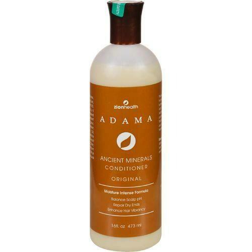 Zion Health Adama Clay Minerals Conditioner - 16 fl oz
