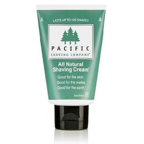 Pacific Shaving Company Ps Natural Shaving Cream (1X3 OZ)