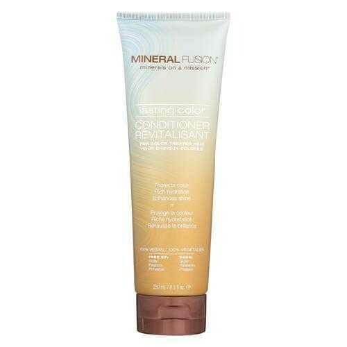 Mineral Fusion - Mineral Conditioner - Lasting Color - 8.5 fl oz.