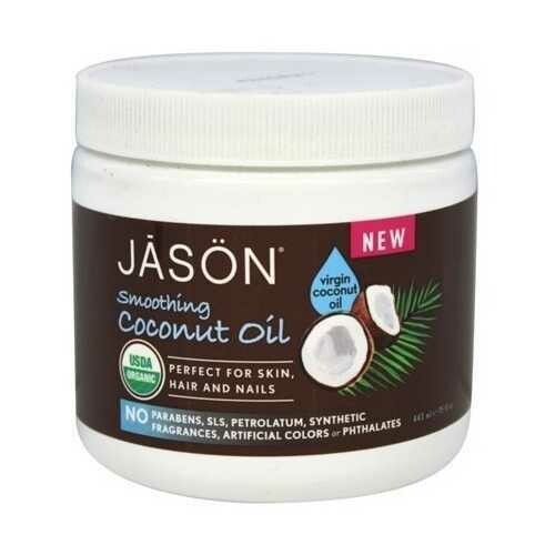 Jason Natural Smoothing Coconut Oil (1x15 OZ)