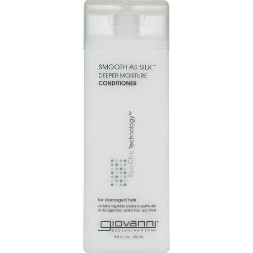 Giovanni Smooth As Silk Deeper Moisture Conditioner - 8.5 fl oz