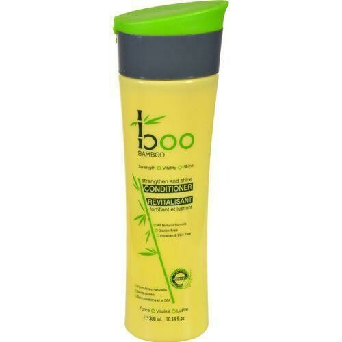 Boo Bamboo - Conditioner - Strength and Shine - 10.14 oz