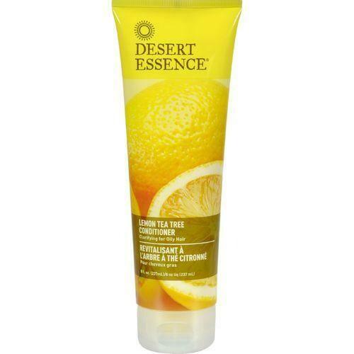 Desert Essence - Conditioner Lemon Tea Tree - 8 fl oz