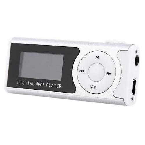 Mini Colorful MP3 Supports 8GB Micro SD Clips LCD Screen MP3 Player Sports Music Player Media Players Portable Walkman