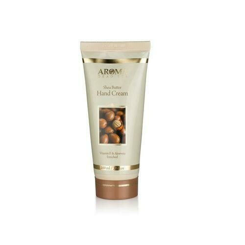 Shea Butter Hand and Nail Cream