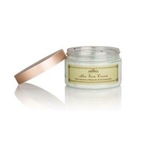 Aloe Vera Cream 250 ml/8.45 fl.oz