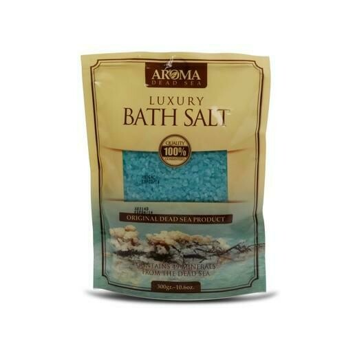 Luxury Bath Salt 300 - Eucalyptus Scented