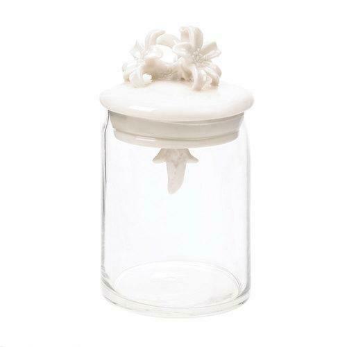 Flower Top Jar