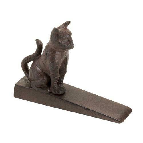 Cute Kitty Cat Door Stopper