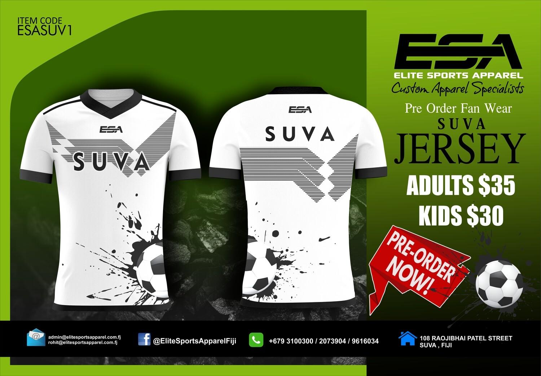 ESA Suva Fanwear T-Shirt
