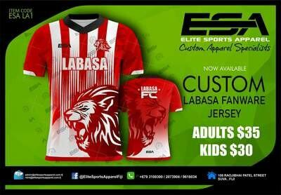 ESA Labasa Fanwear T-Shirt