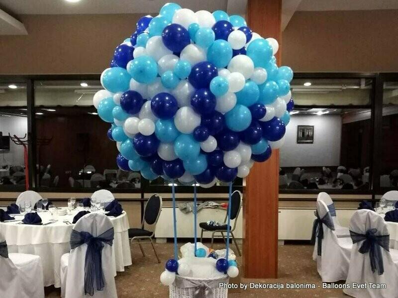 Korpa od balona
