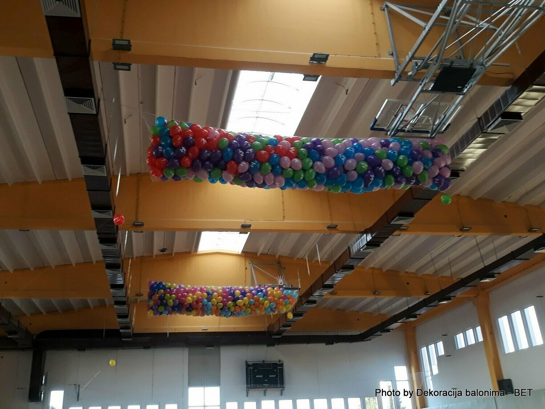 Baloni u mreži