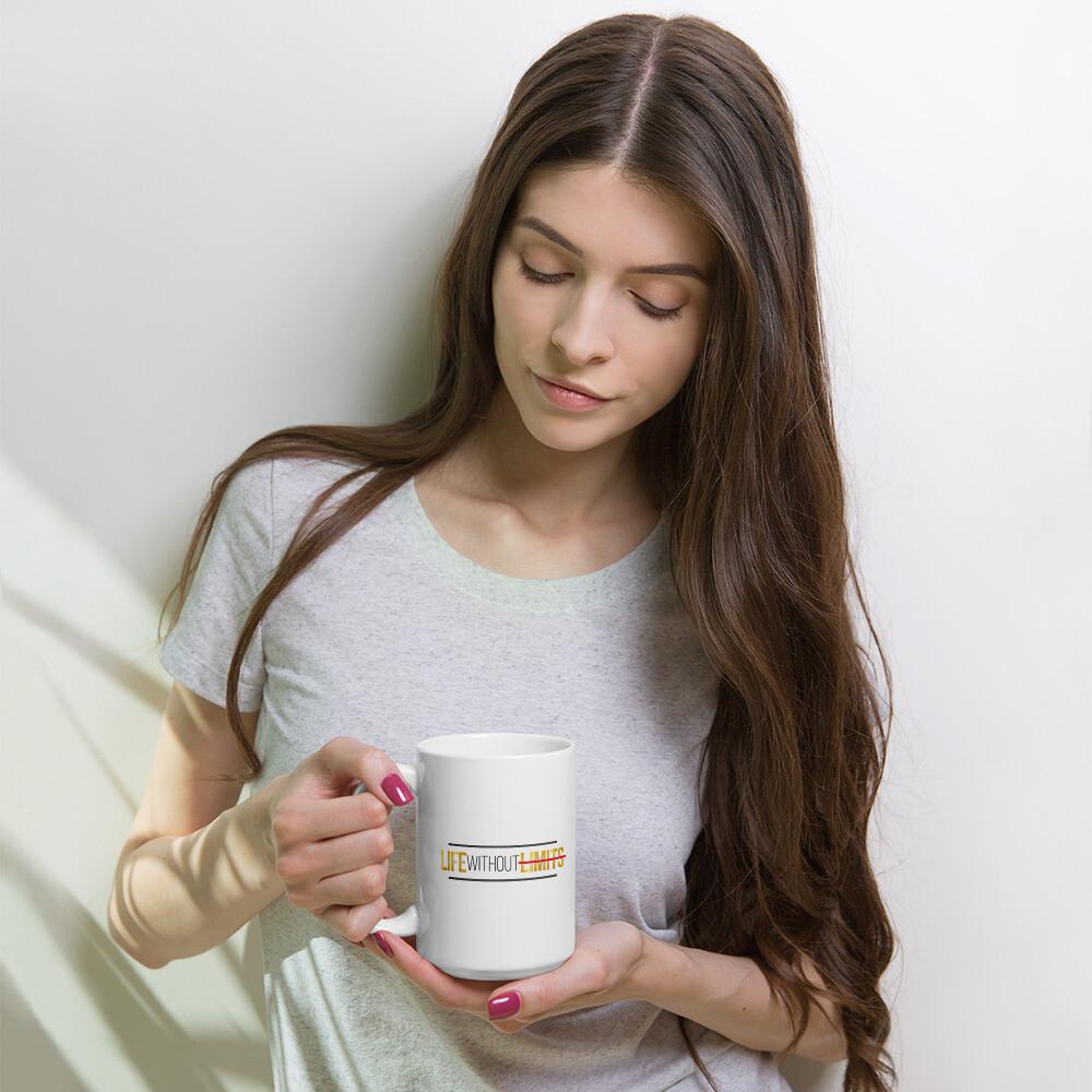[LIFE WITHOUT LIMITS] Mug