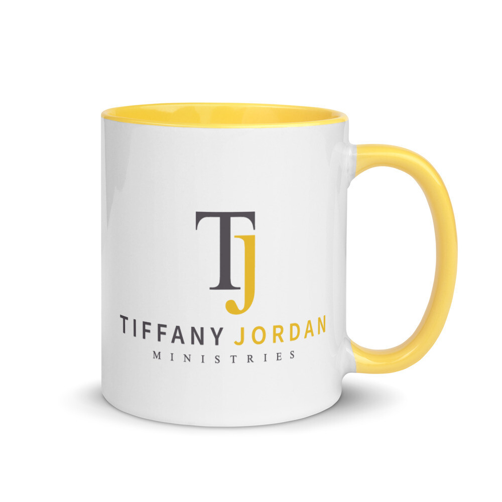 [TJM] Mug with Color Inside