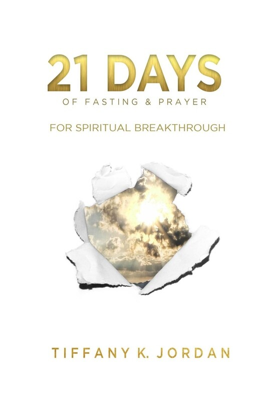 21 Days of Fasting & Prayer|For Spiritual Breakthrough eBook