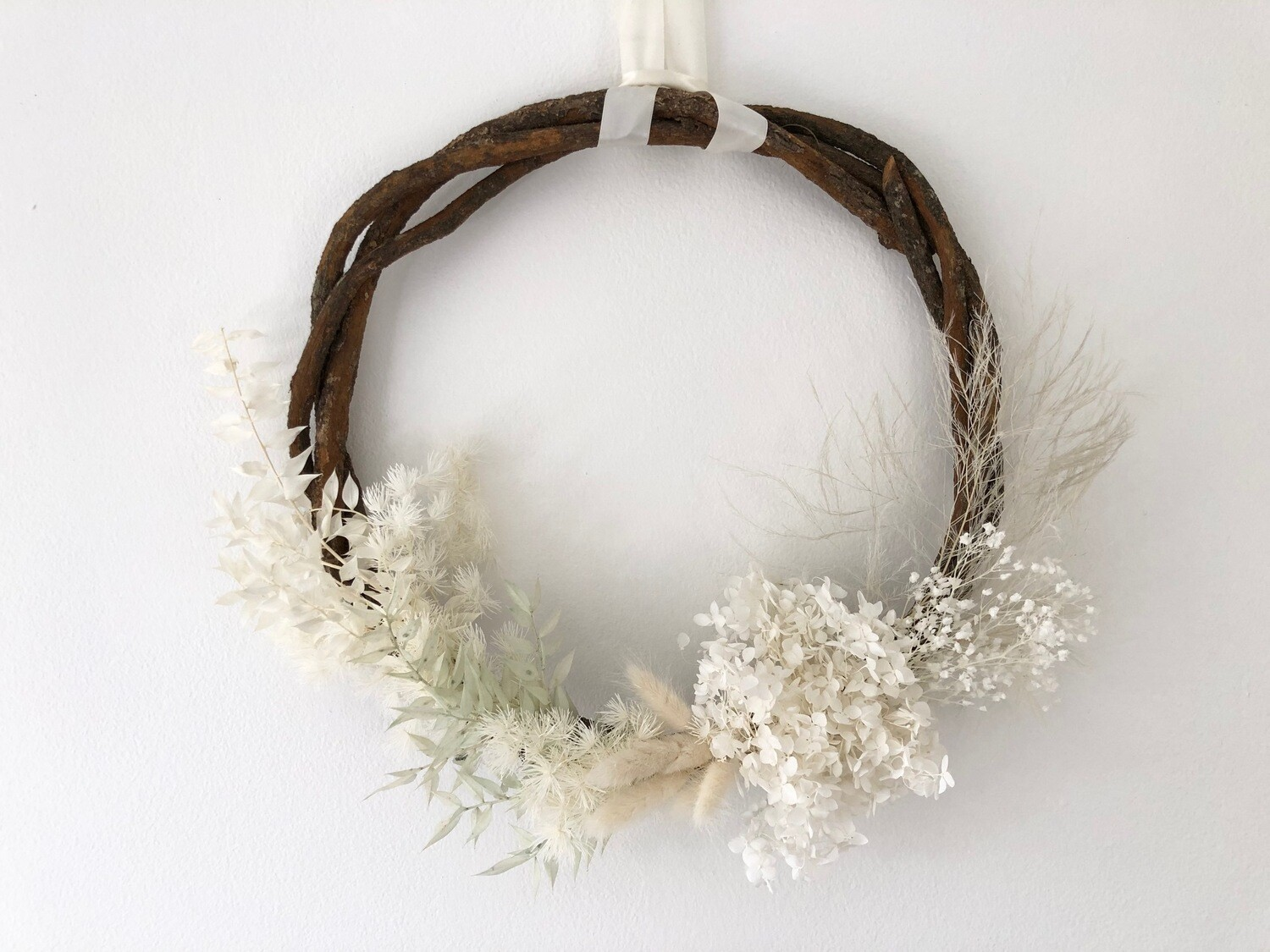 Wreath Workshop - Preserved Sunday 6th December 9:30am