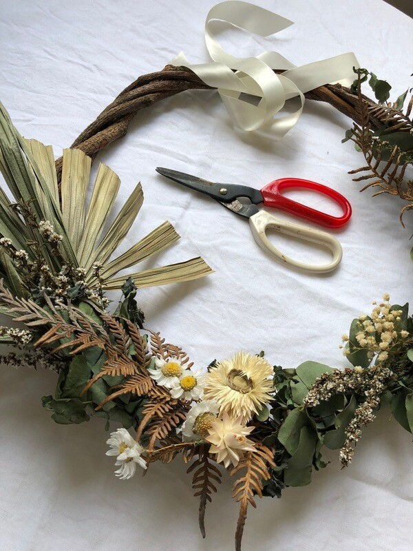 Wreath Workshop - Returning Customer Sunday 6th December at 9:30am