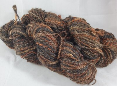 Hestia | handdyed & handspun yarn