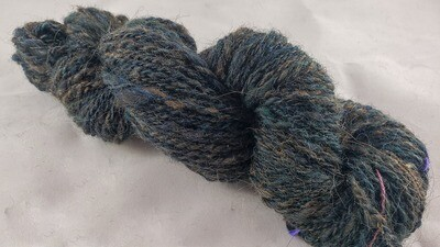 Goodbye Alice | handdyed & handspun yarn