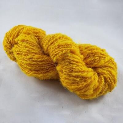 Sun Dragon | handdyed & handspun yarn