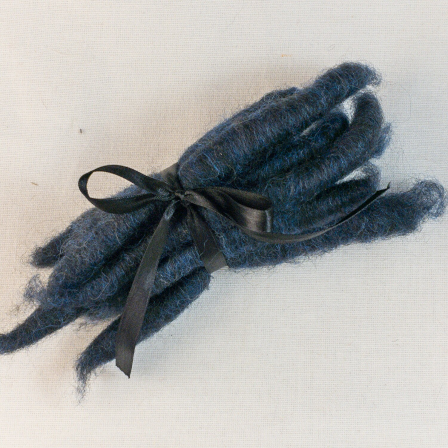 Blue Alice | handdyed mini rolags for spinning