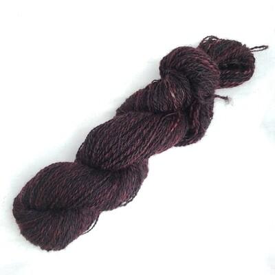 Beyond the Veil | handdyed & handspun yarn