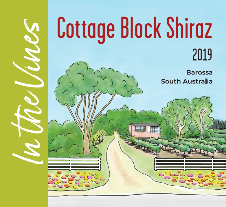 In The Vines Cottage Block Shiraz 2019 (Six Pack)